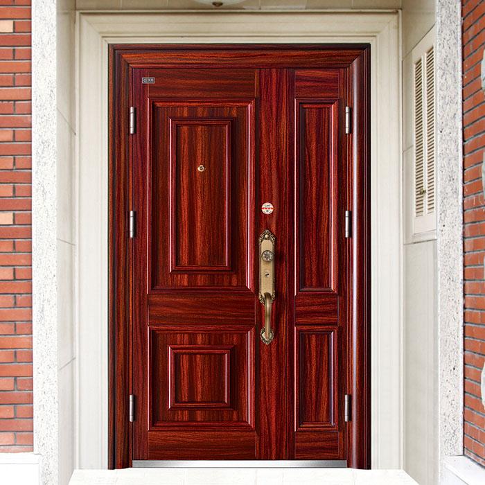 如何选购防盗门怎么区别真假防盗门
