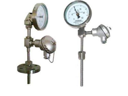 熱電阻遠傳雙金屬溫度計報價-質量好的雙金屬溫度計滁州哪里有