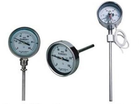 耐震双金属温度计-哪里的一体化双金属温度计值得购买