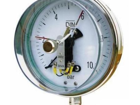 电位器式远传压力表厂家-价位合理的压力表滁州哪里有