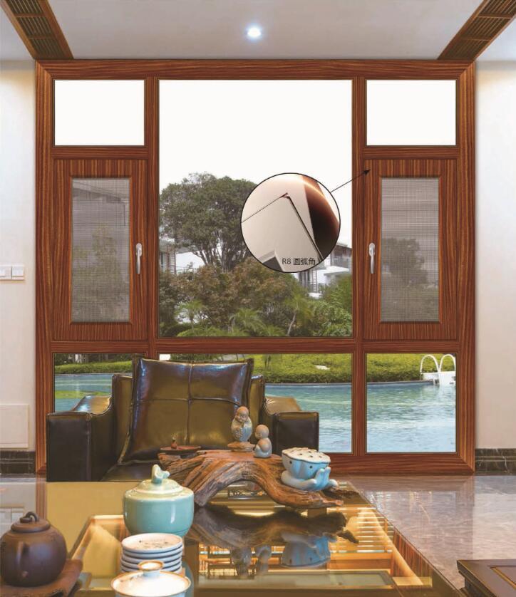 新乡断桥铝门窗厂家-物超所值的推拉门伟卡门窗供应