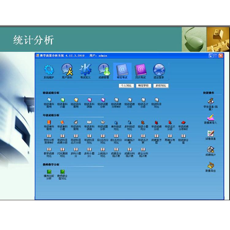 伊春阅卷系统,阅卷系统过程,计算机阅卷