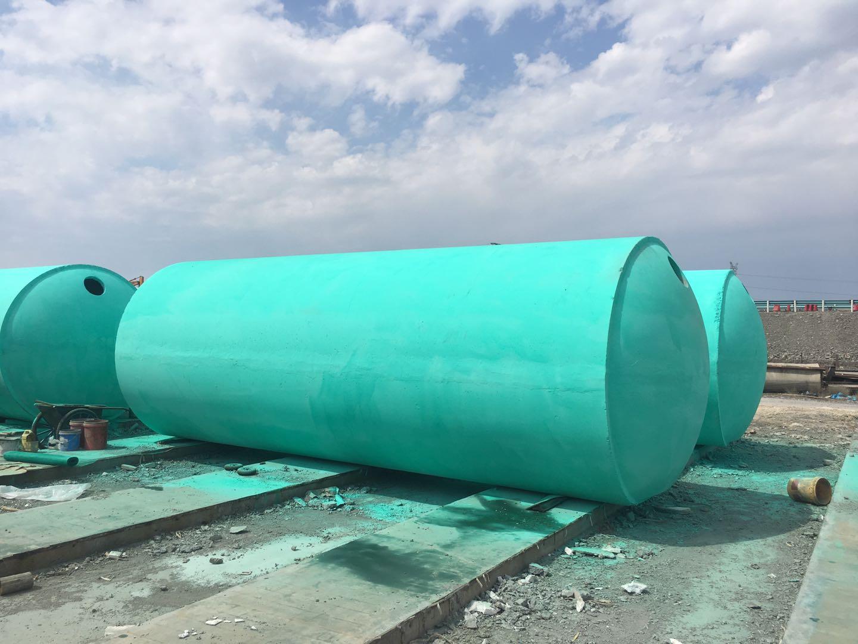 新疆好的新疆預制鋼筋混凝土化糞池供應出售-哈密整體式商砼化糞池