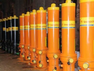 台州前置式油缸-供应山东专业的前置式油缸