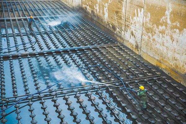 水泥基滲透結晶防水涂料信息-供應甘肅物超所值的水泥基滲透結晶防水涂料