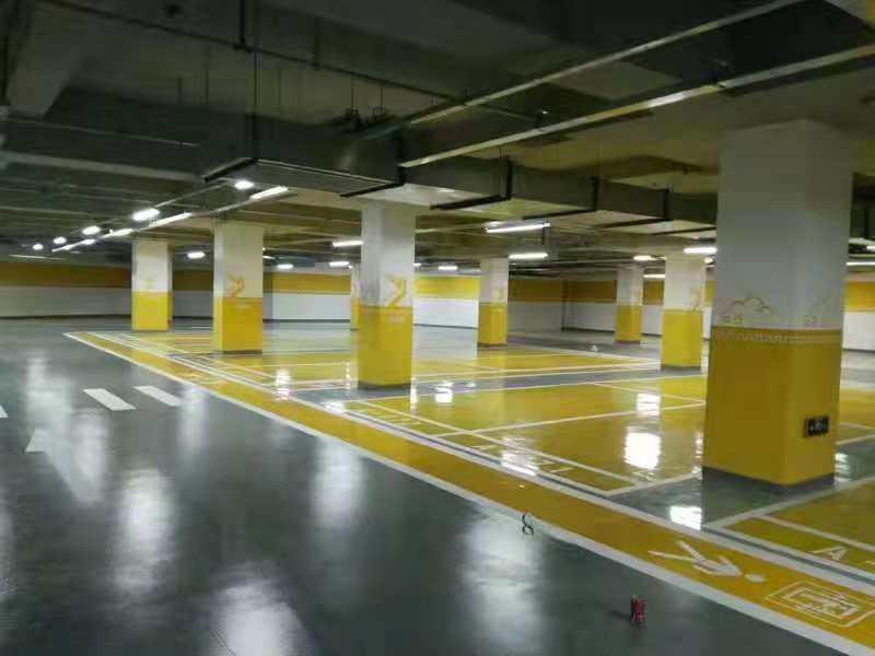 南阳地下停车场划线施工-选质量硬的地下停车场划线,就到源通交通