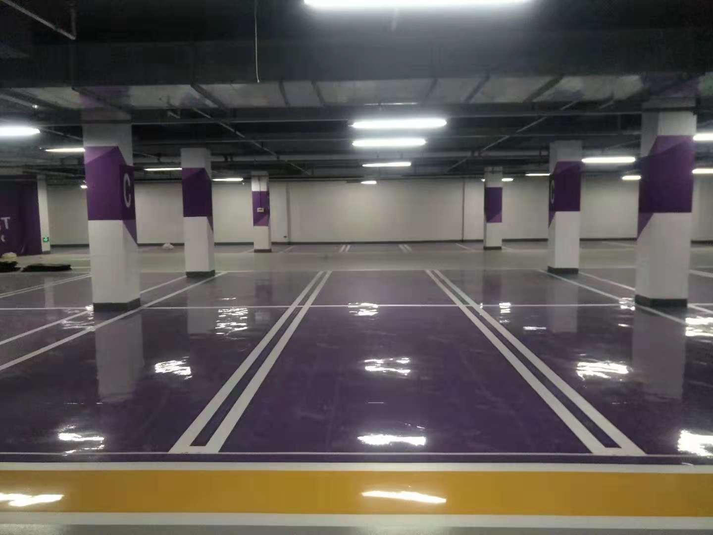 洛阳地下停车场划线施工_大量供应销量好的地下停车场划线