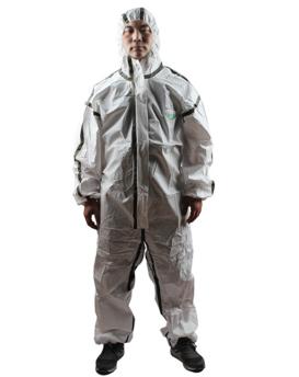 代理銷售雷克蘭 AMN428ETS 麥克斯膠條型醫用防護服