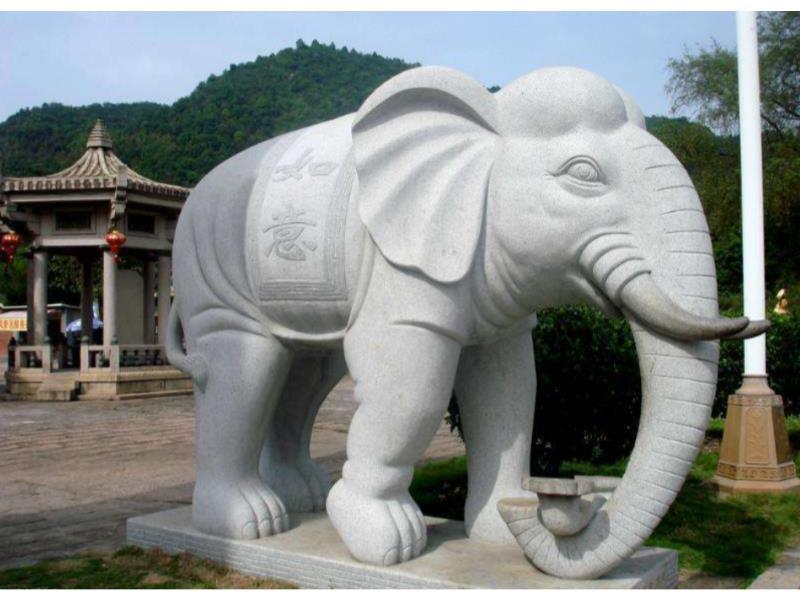 大象雕刻直銷-知名的動物雕刻推薦