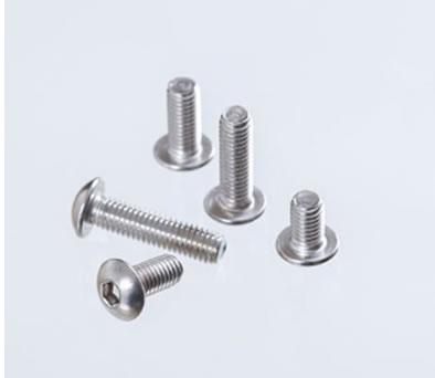 價格合理的不銹鋼半圓頭內六角螺釘_江蘇價格適中的不銹鋼半圓頭內六角螺釘供應