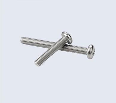 不銹鋼十字盤頭機螺釘