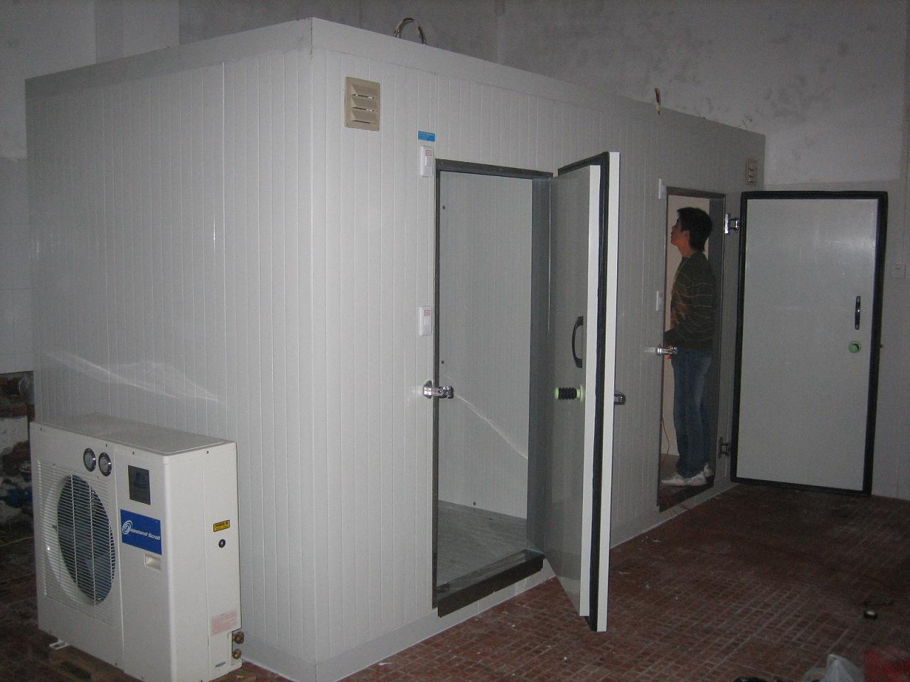 中山鸡蛋冷库建造冷藏保鲜高质量冷库