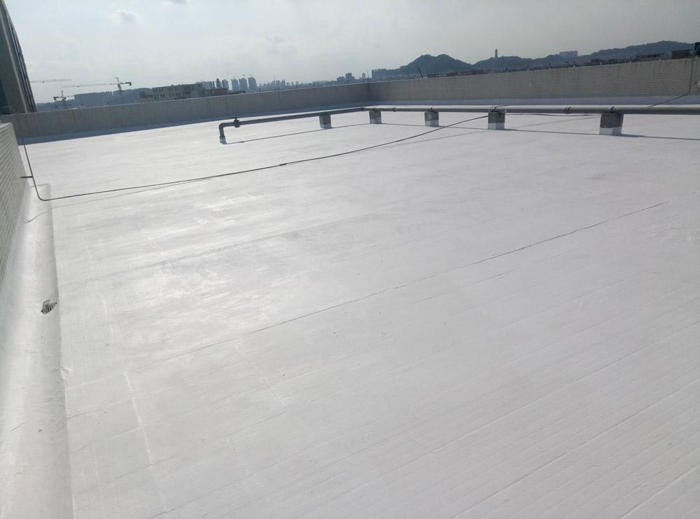 屋顶混凝土防水处理专业施工团队-江西瑞厦