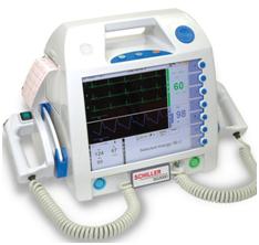 廣州除顫監護儀器械設備_席勒DG5000除顫監護儀哪里買