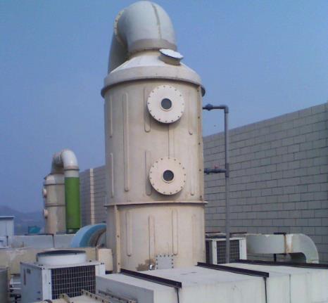 玻璃钢净化塔|玻璃钢酸雾净化塔