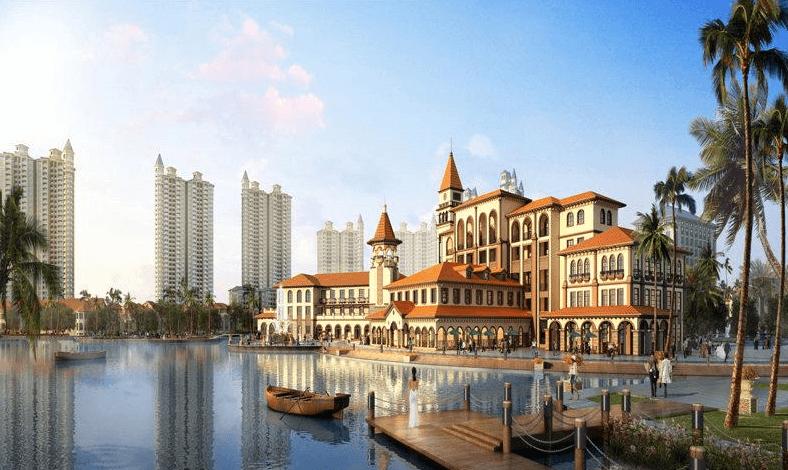 碧桂园珊瑚宫殿最新价格|海南正亚合信提供周到的房产中介
