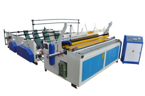 全自动卫生纸复卷机厂家_大量供应高质量的全自动卫生纸复卷机