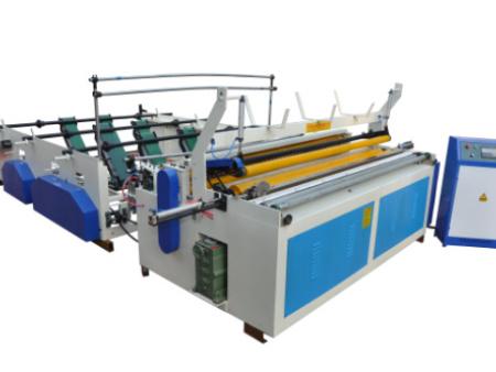 卫生纸加工设备价格|许昌哪里有供应优良的全自动卫生纸复卷机