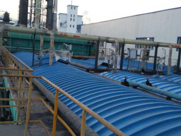 天津玻璃钢污水池盖板废水密封罩-专业的玻璃钢污水池盖板废水密封罩在哪买