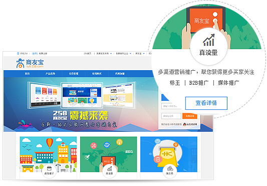 企業網絡營銷服務方案精英_武漢哪里有提供專業的商友寶
