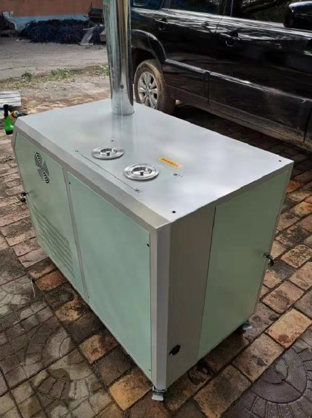 奥联蒸汽洗车机