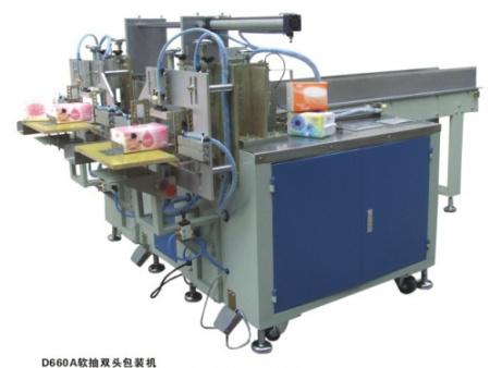 卫生纸软抽包装机|河南金旭机械软抽纸巾包装机提供商