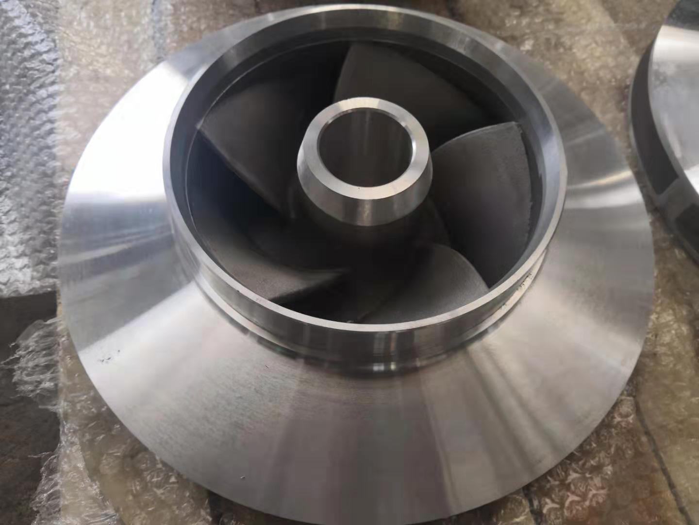 河北铝叶轮_尊龙机械供应高质量的铝合金铸造件