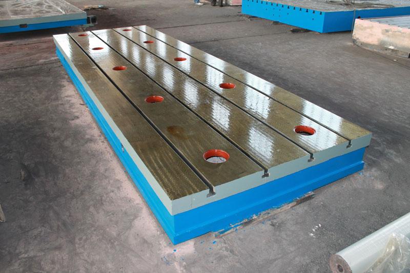 铸铁条形平台供应商_哪里能买到好用的铸铁条形平台