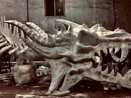 浙江玻璃钢雕塑厂家,就选沈阳吉卜力,值得信赖