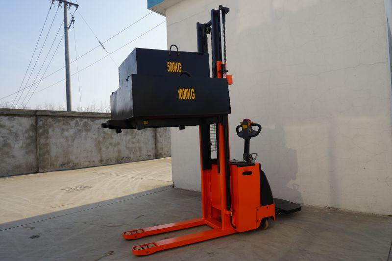 定制优质的电动堆高车找惠泽 15301421606