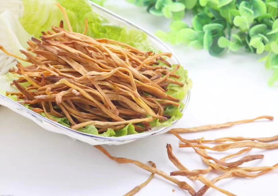 海滨新村街道优惠的黄花菜干,衡阳专业的黄花菜批发