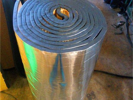保温隔热离不开玻璃棉制品