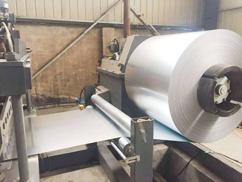彩铝卷生产厂家_高质量的纳米彩铝卷正顺发板业有限公司专业供应