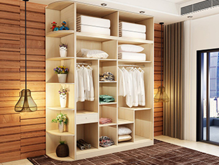 寧夏整體衣柜安裝-銀川市材質好的衣柜推薦
