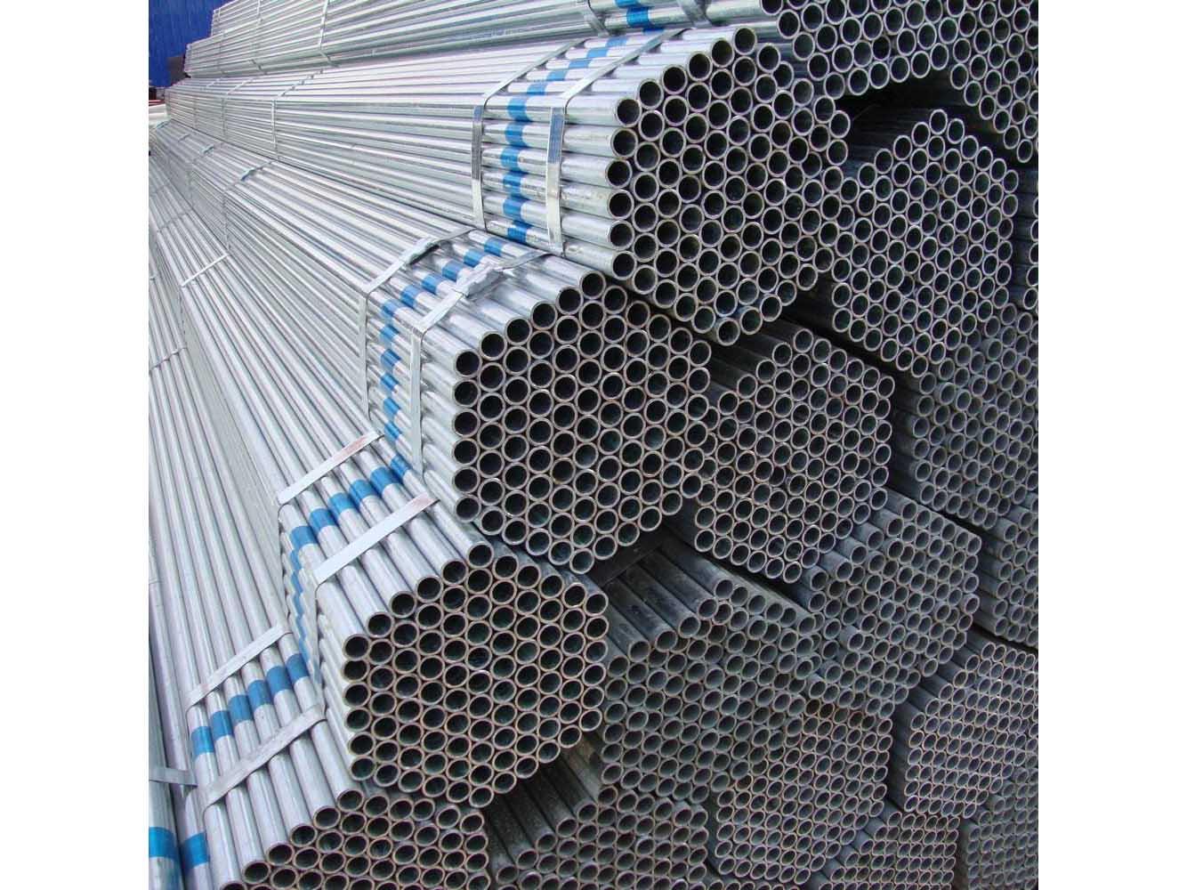 河南镀锌管批发生产商-中牟镀锌管厂