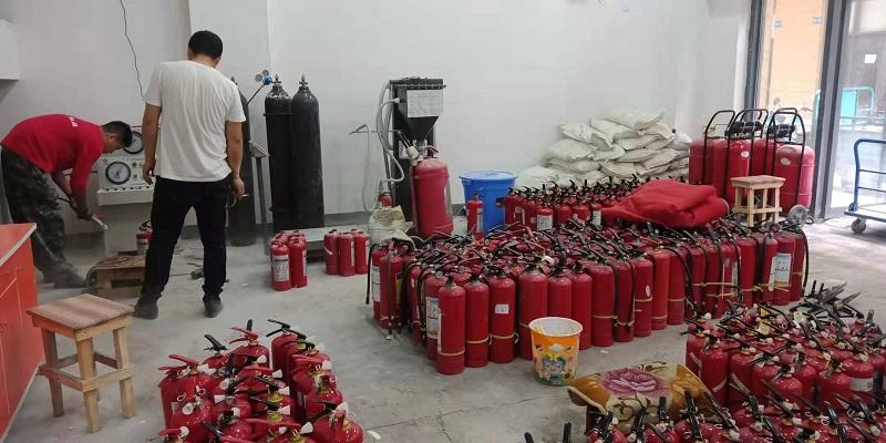 寧夏滅火器維修服務-銀川專業的寧夏滅火器維修哪里有