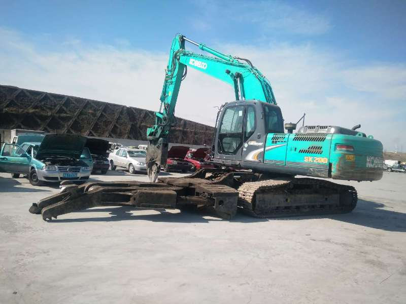 新疆报废车回收