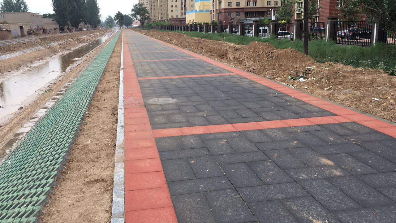 惠农透水砖-宁夏正德源科技_的银川透水砖供应商