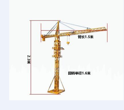塔機模型廠家|融瑞科技提供新款塔機模型