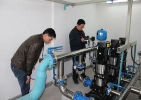 西安二次供水水池公司、水箱清洗公司 保洁备案证