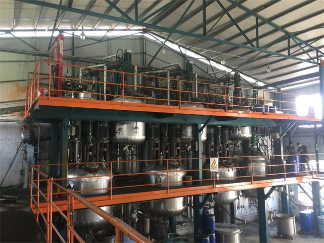 化工常压反应罐生产_报价合理的树脂反应整套设备力宇机械供应