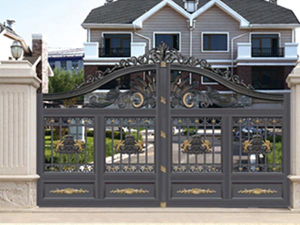 長沙鋁藝大門型號_在哪里能買到優良的長沙鋁藝大門