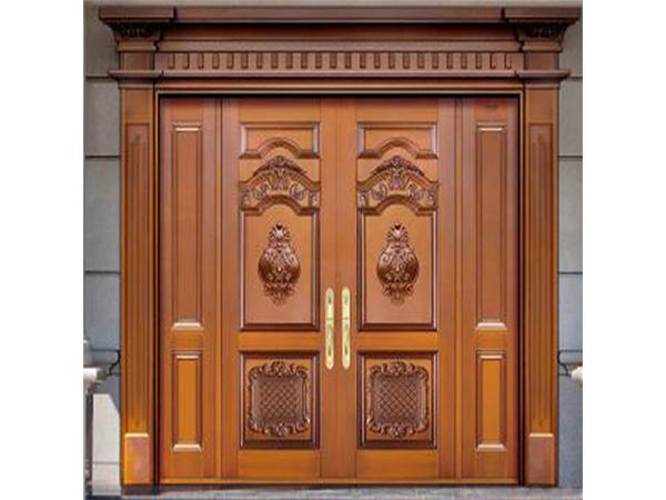 长沙别墅铜门品牌_哪里可以买到优惠的别墅铜门