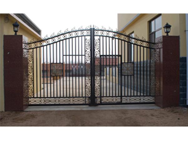 長沙鐵藝大門價格_哪里可以買到優良的鐵藝大門