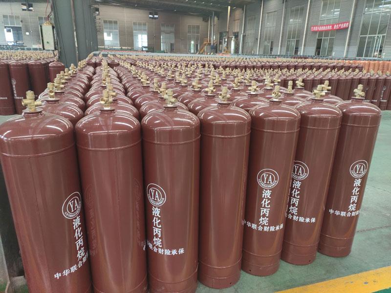山东天海高压_专业的丙烷瓶提供商_肇庆丙烷瓶批发