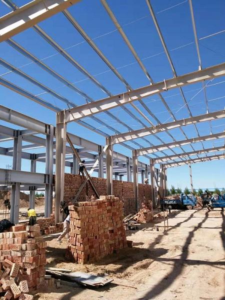 内蒙古钢结构去那购买-内蒙古呼市钢结构造价