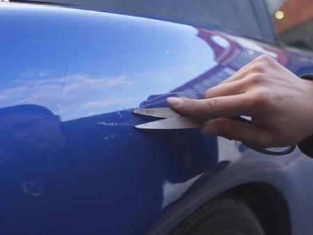 兰州专业隐形车衣安装_甘肃好的汽车美容供应