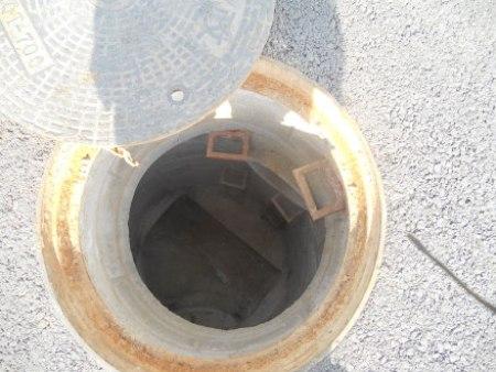 雨水井施工程序