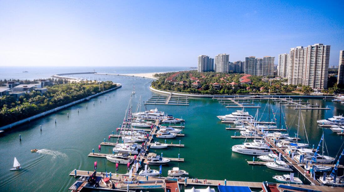 雅居乐清水湾在售户型-海南称心的房产中介公司