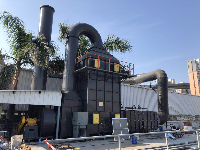 茂名报价合理的定型机废气处理|泉州哪里有高质量的洪顺牌定型机废气净化器
